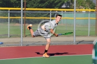 Gallery: Boys Tennis Capital @ Tumwater